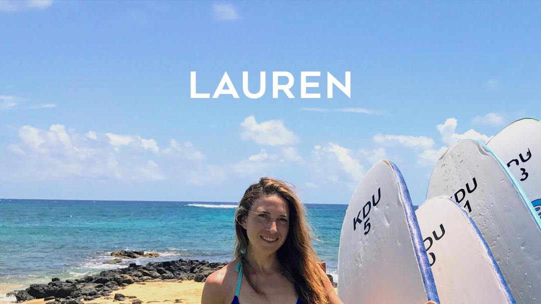 Interview with Lauren