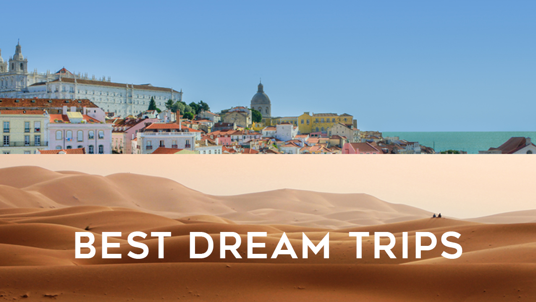 best dream trips