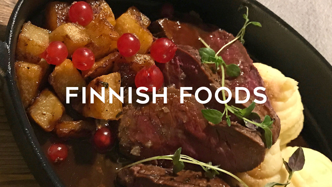 Finnish foods