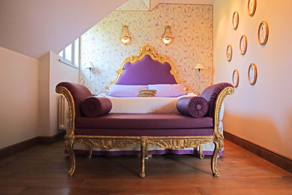 Princess Nelly Room Chateau Mcely Czech Republic