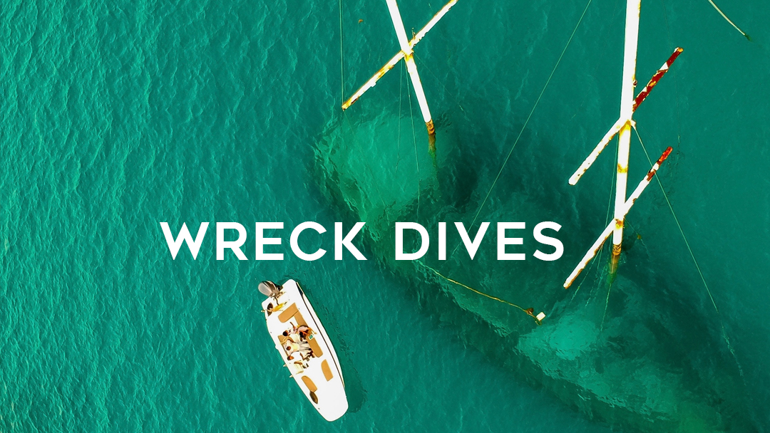 Best wreck dives
