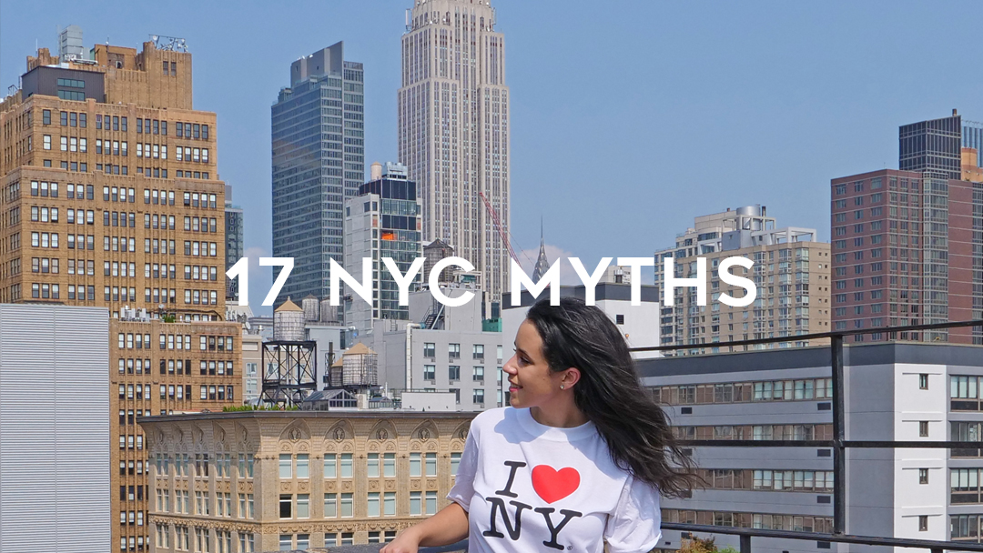 17 Worst NYC Myths That Are False