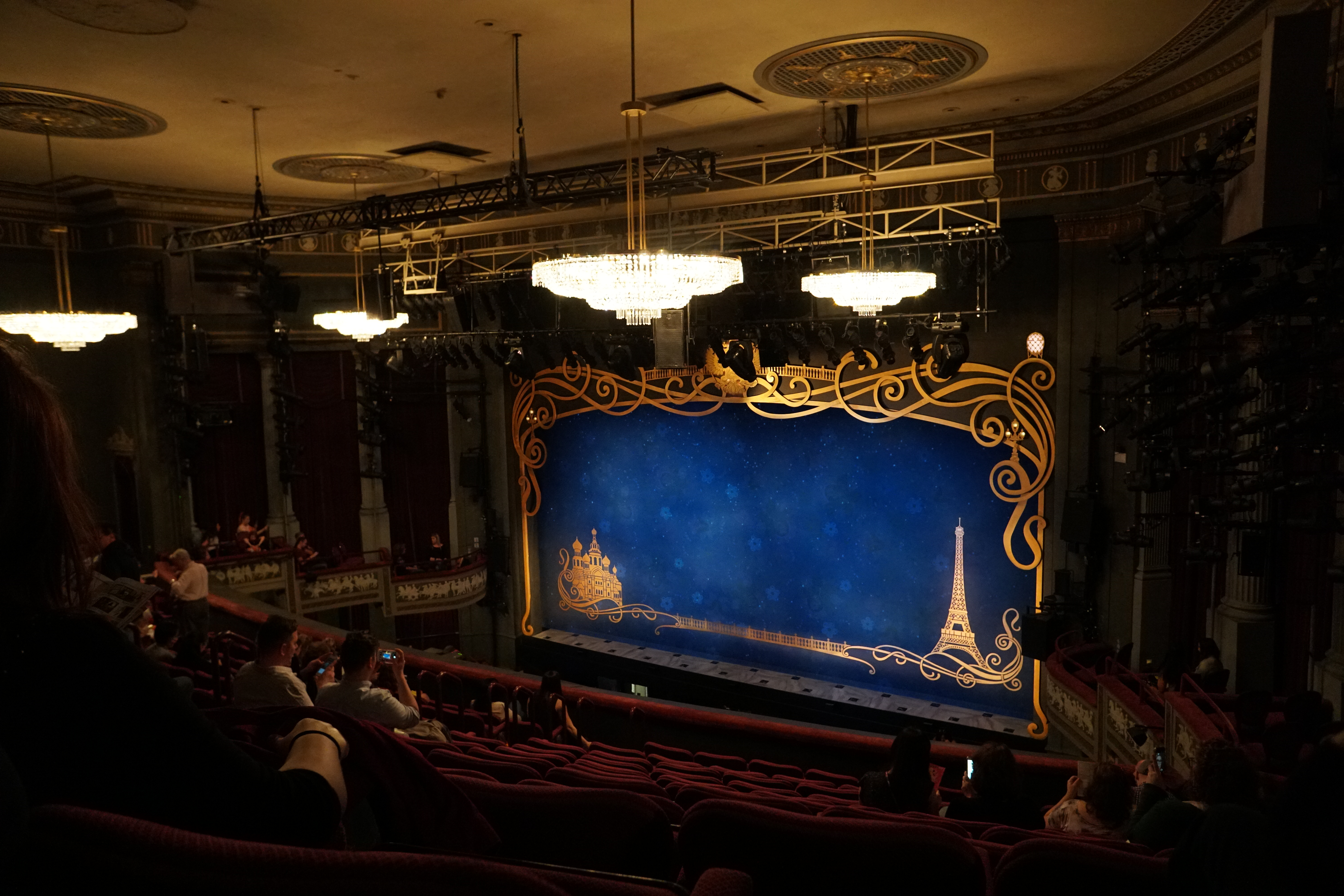 Anastasia Broadway Show is one of the top things to do in NYC