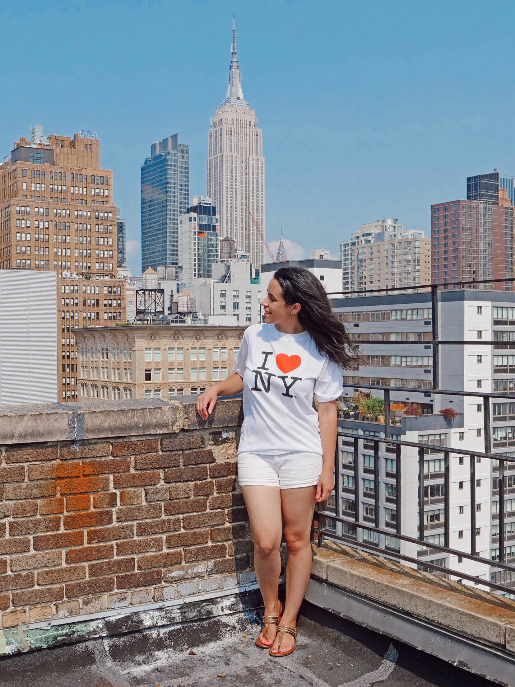 New York Myth: New Yorkers Rep NYC Gear