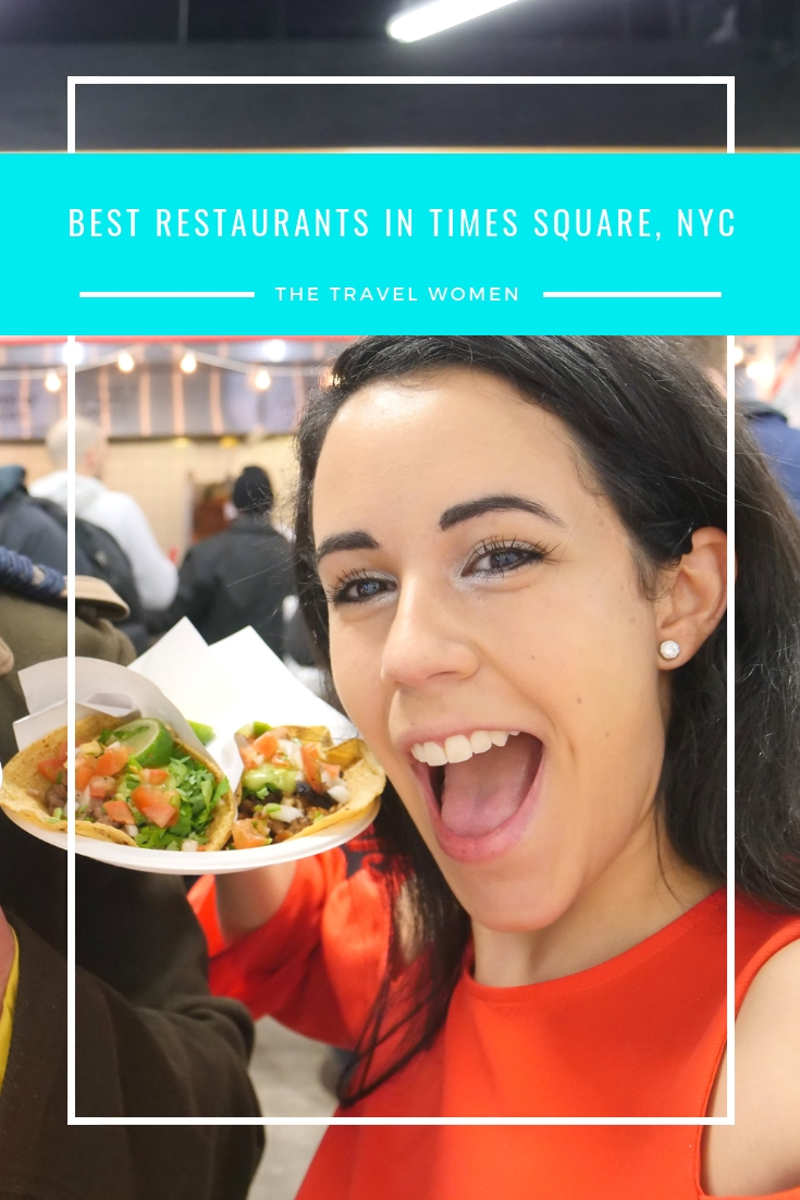 Best Restaurants in Times Square NYC