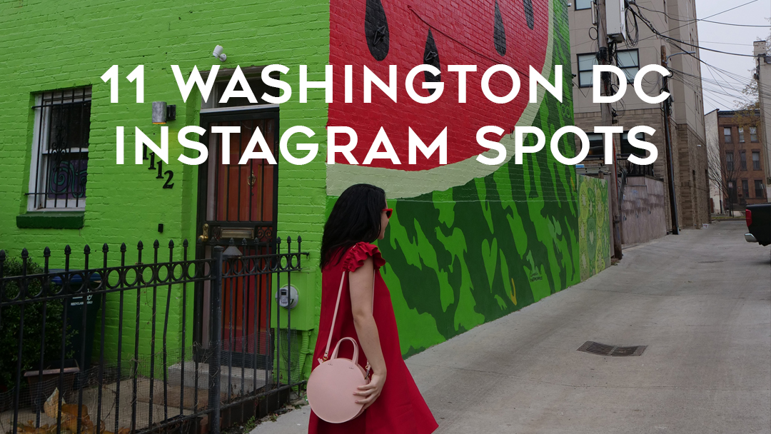 11 instagrammable Washington DC Spots