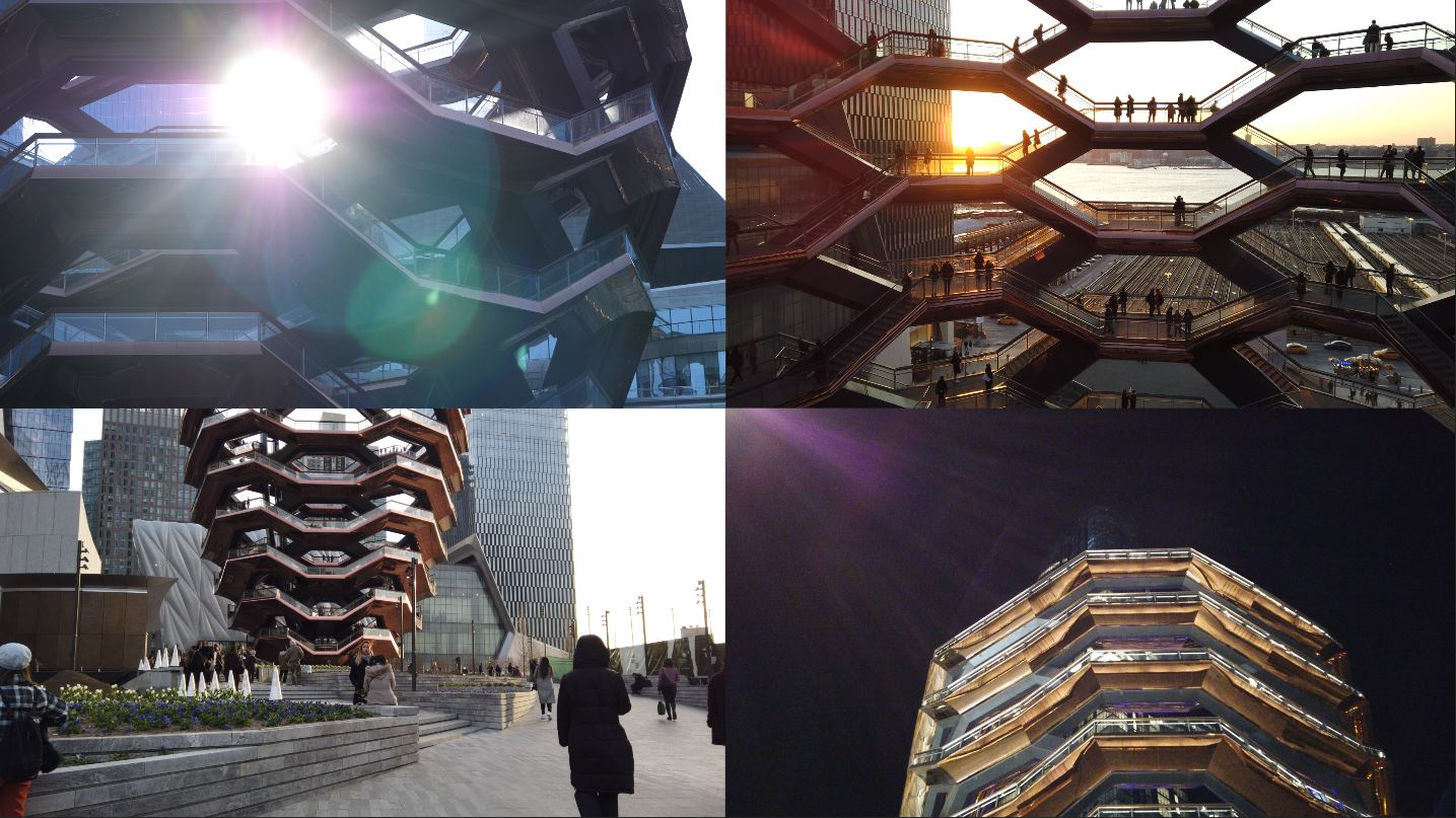 Pictures of Vessel Hudson Yards