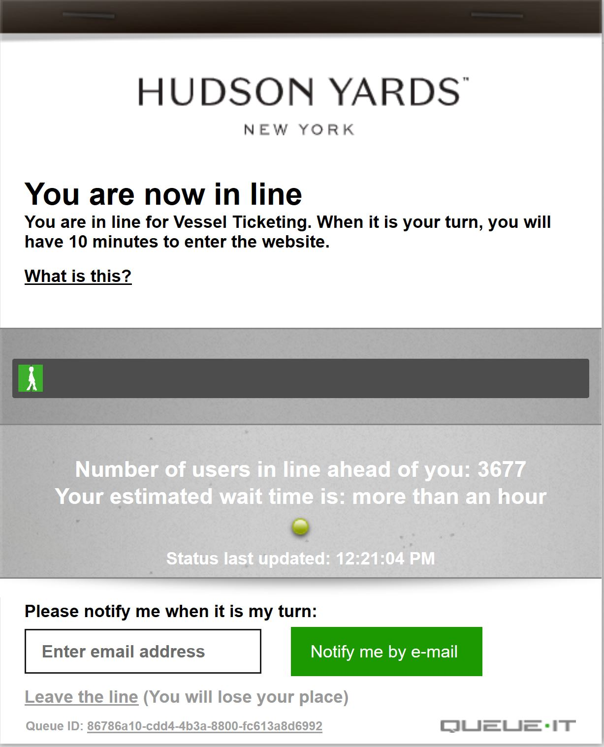 How to get tickets to Vessel Hudson Yards