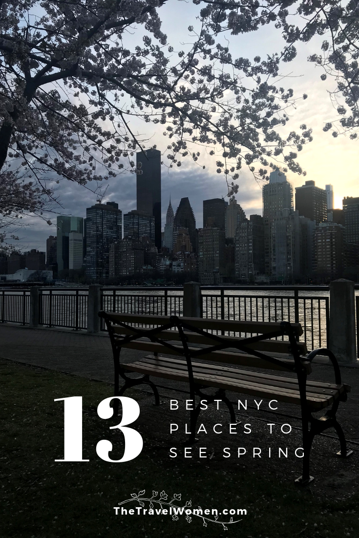 13 Best NYC Places to see spring