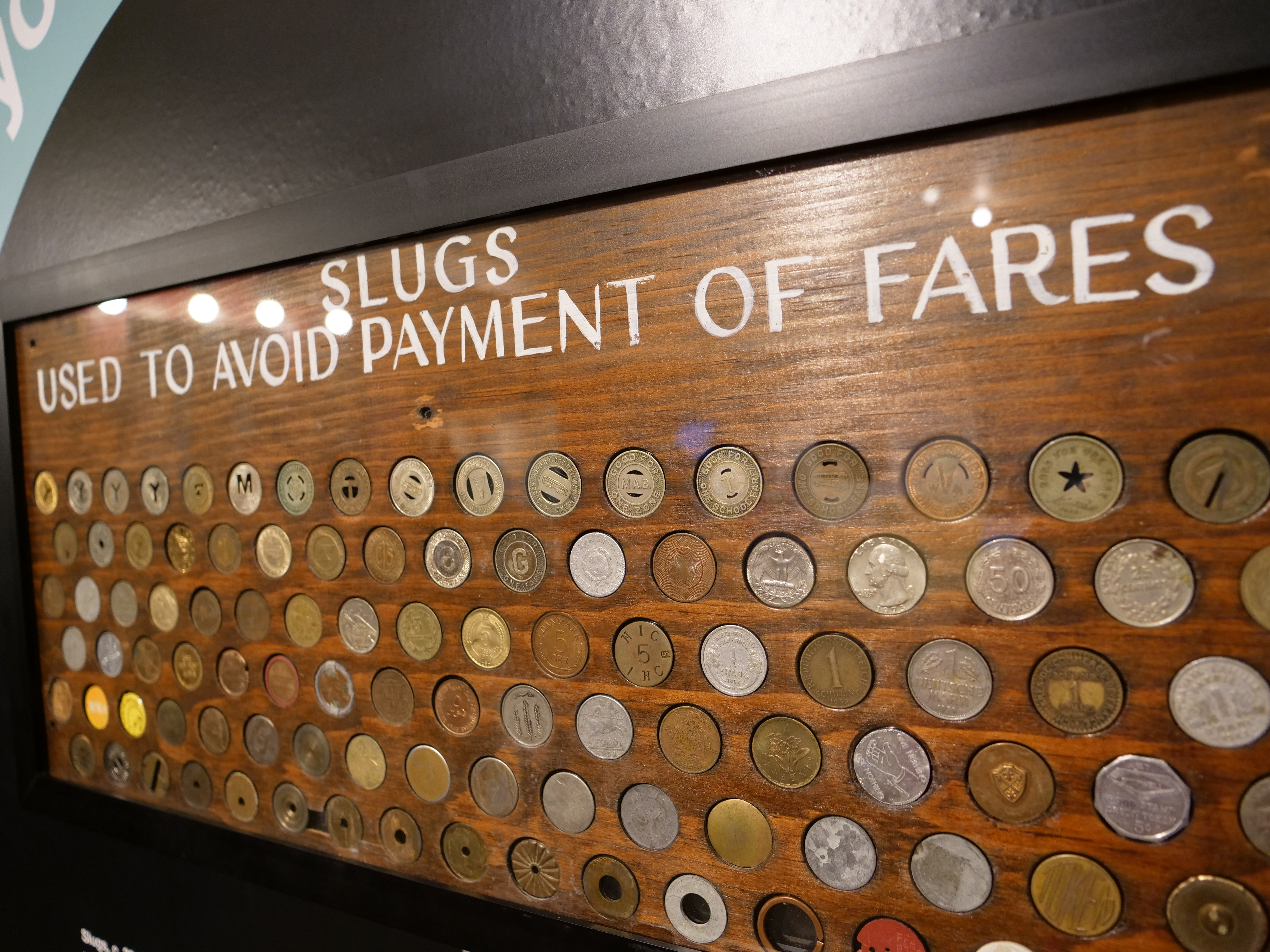 NYC Token Slugs used to avoid payment of fares on NYC MTA subway