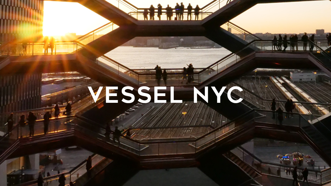 Travel Guide: to Vessel, Hudson Yards