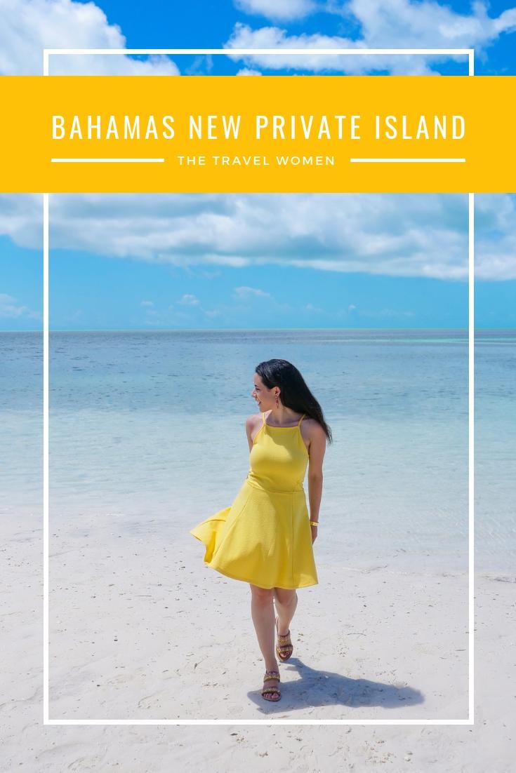 Bahamas New private island