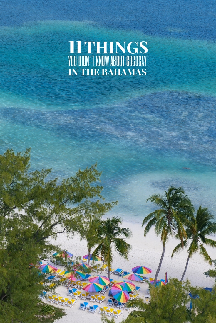 11 Things You Didn't Know About Royal Caribbean Cruise Island CocoCay