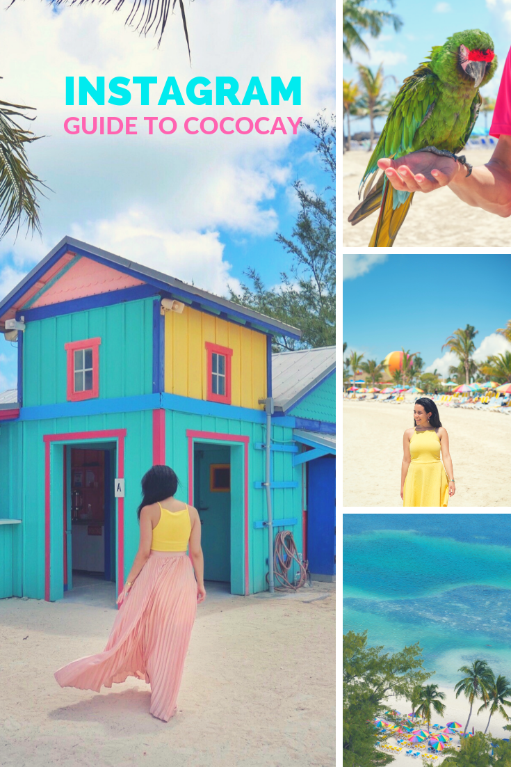 Instagram Guide to CocoCay