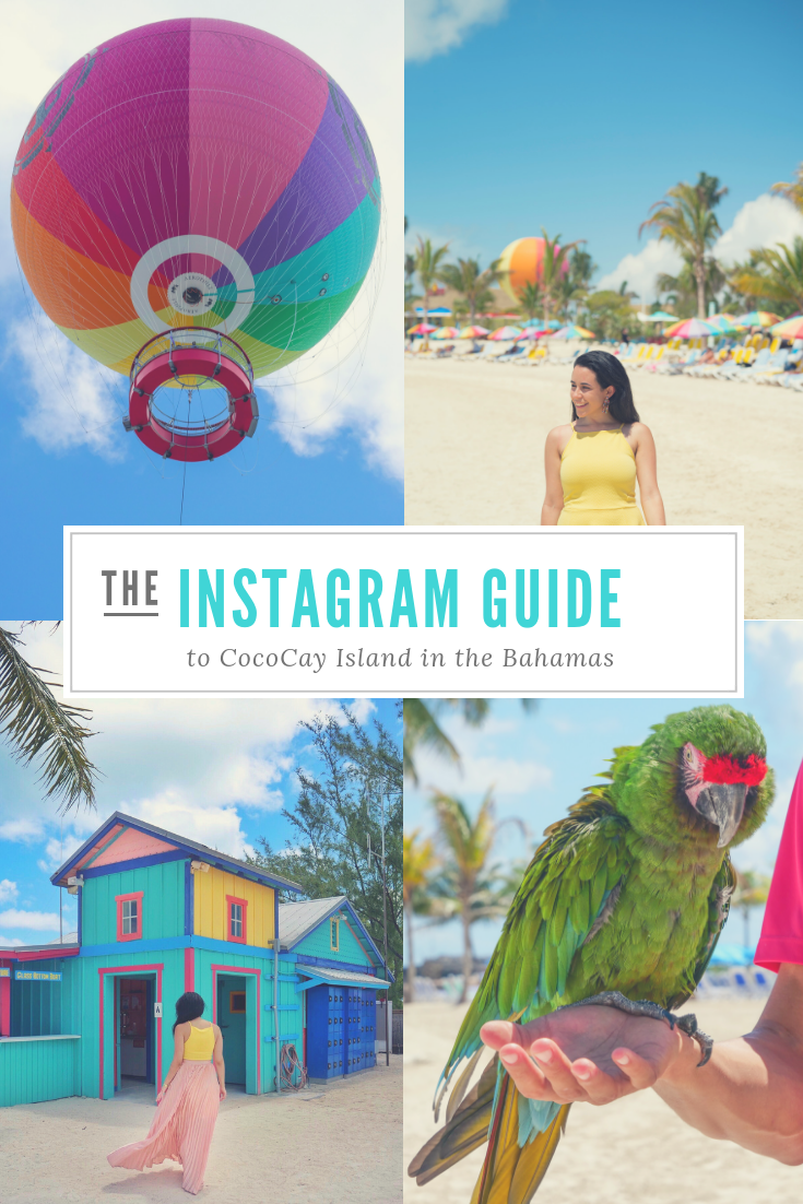 Instagram Guide to CocoCay Bahamas