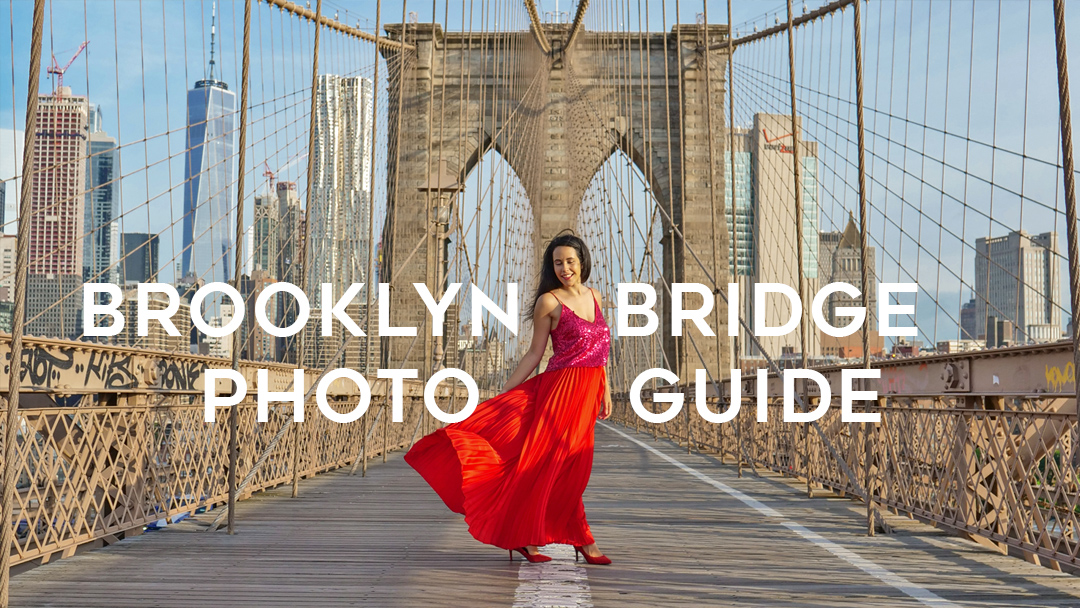 Brooklyn Bridge photo guide