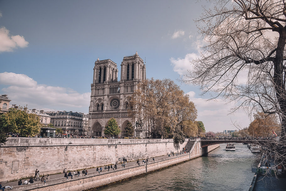 Girls Trip Paris Notre Dame