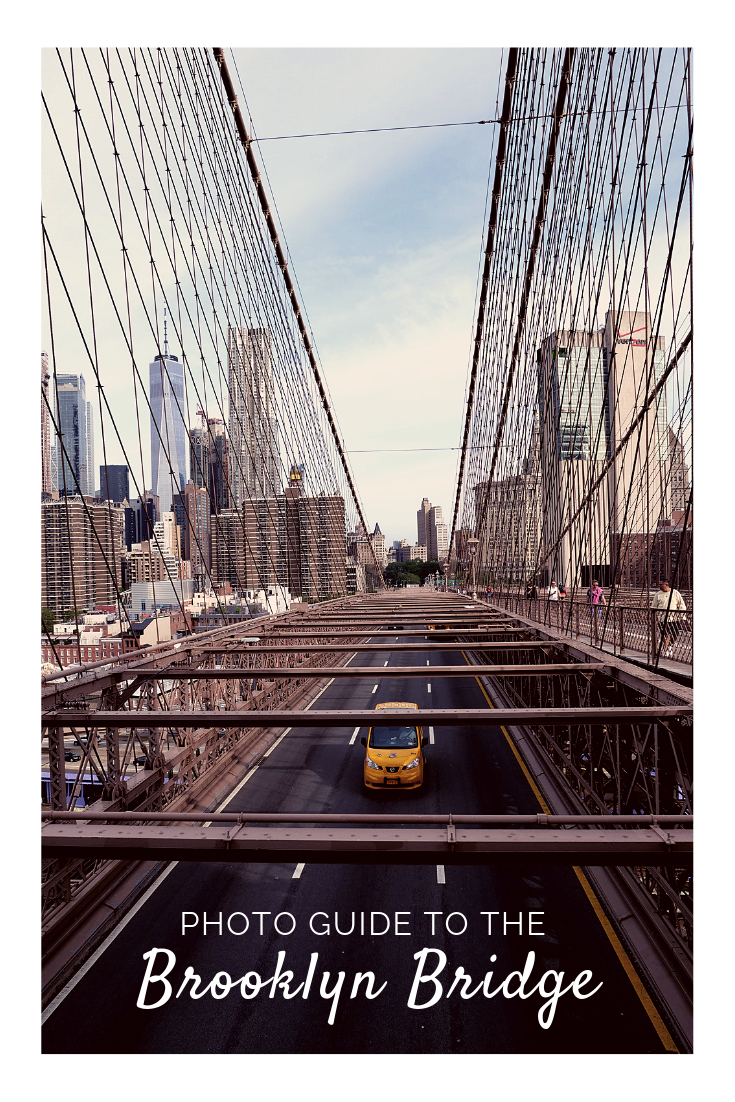 Photo Guide to the Brooklyn Bridge