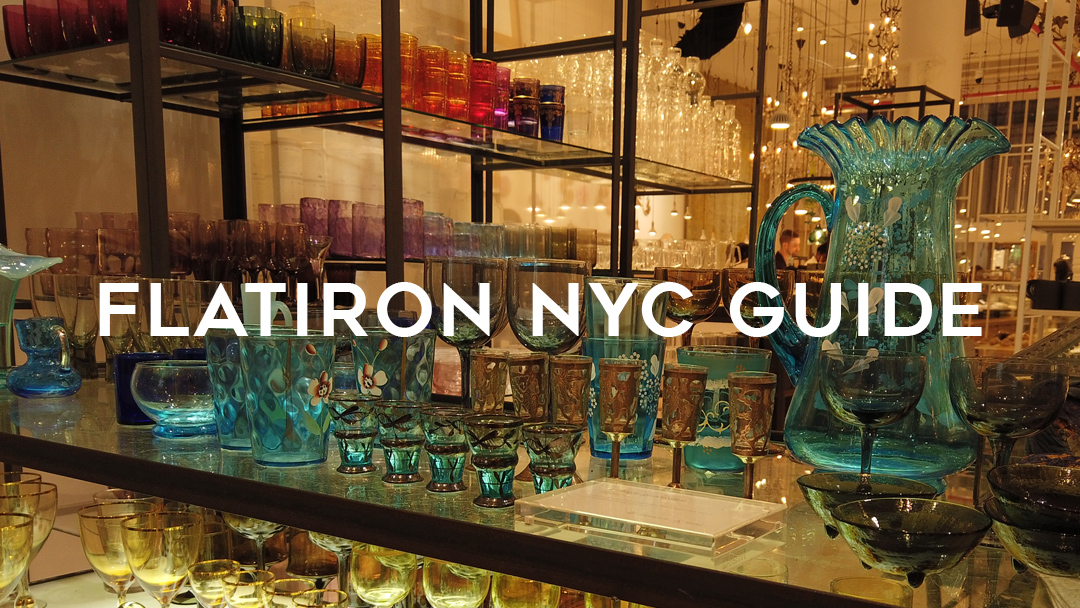 Flatiron District Guide