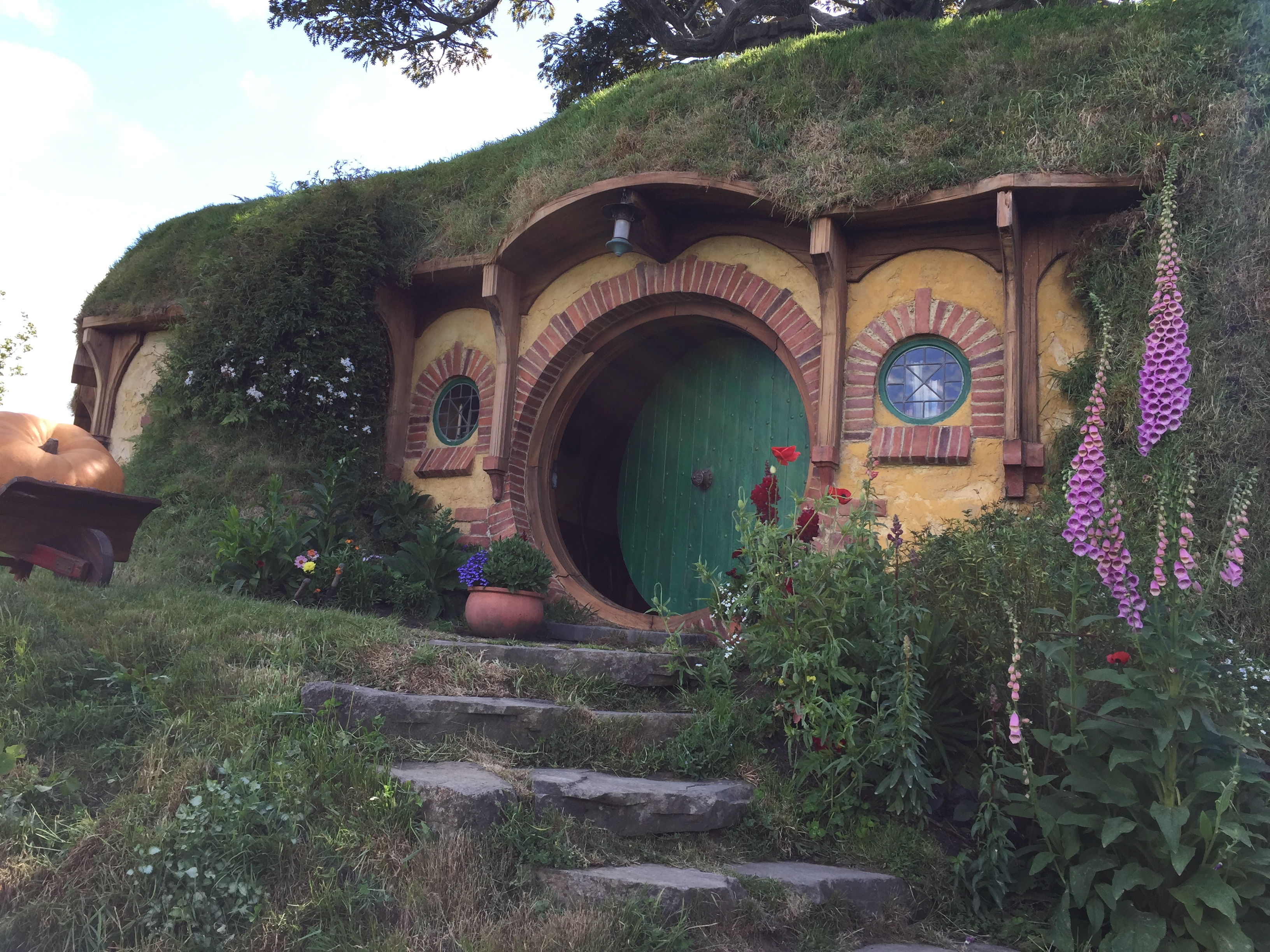 Hobbiton New Zealand Lord of the rings home NZ destination of 2019 The Travel Women
