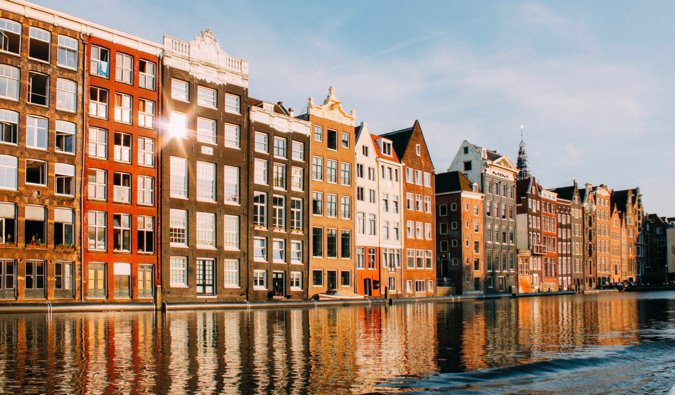 Amsterdam favorite city nomadic Matt