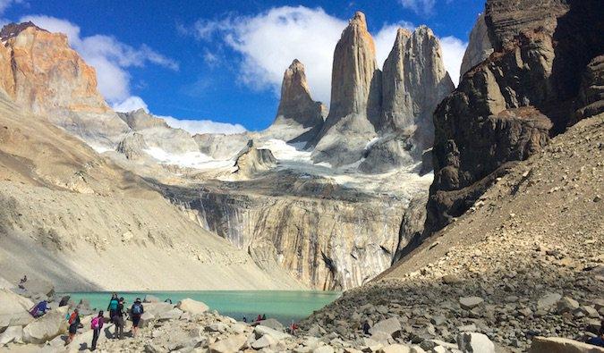 Patagonia camping Nomadic Matt