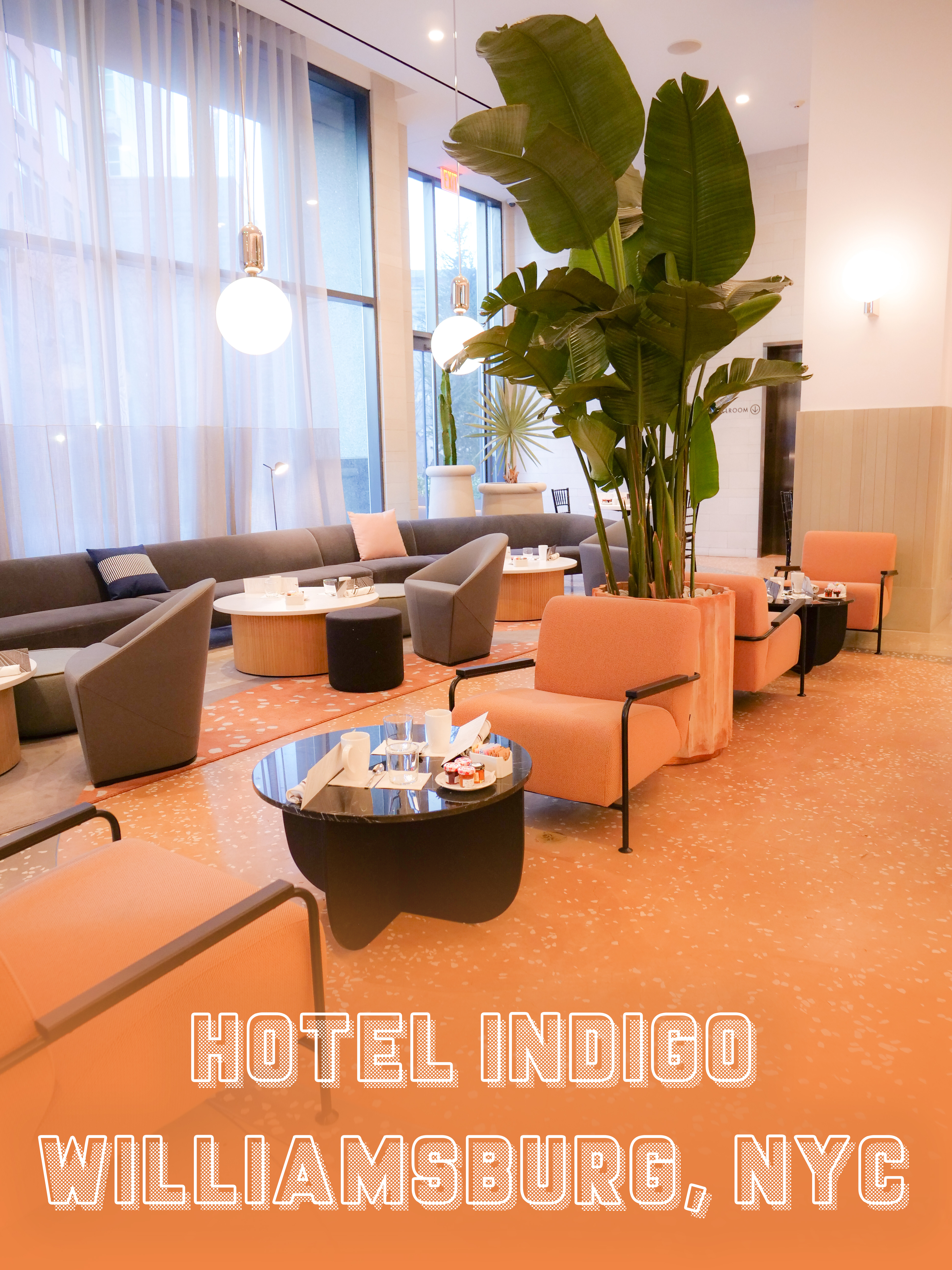 Hotel Indigo Williamsburg Brooklyn NYC