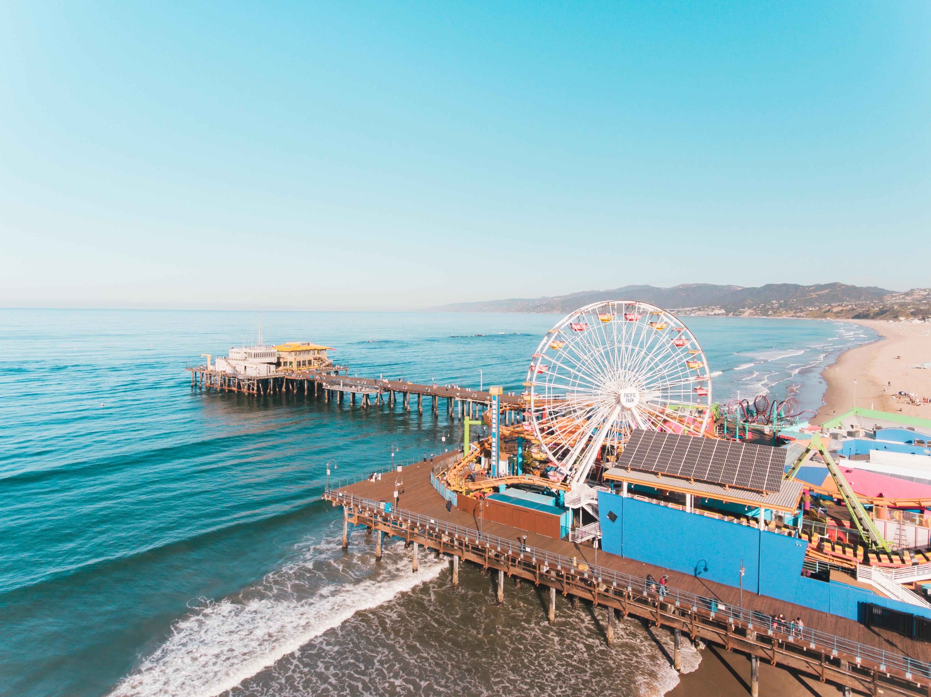 19. Santa Monica, California matthew-lejune-50hokKYxznc-unsplash