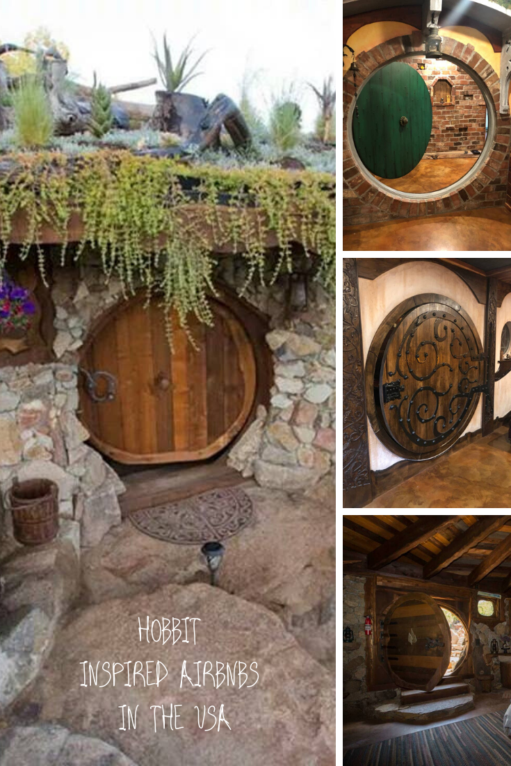 3 Hobbit and Lord of the Rings Airbnb homes and houses in the USA