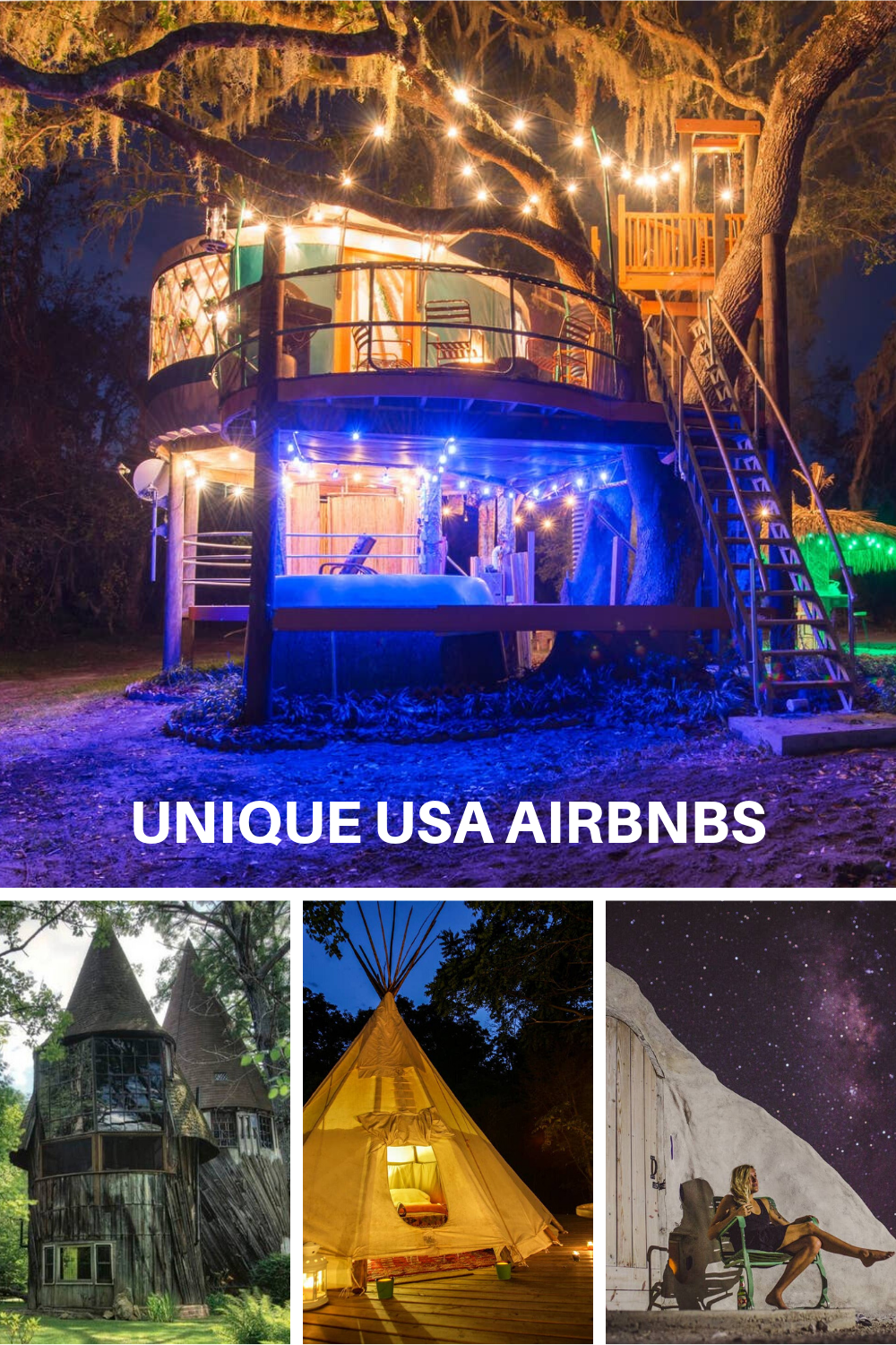 1 Most Unique USA Airbnbs
