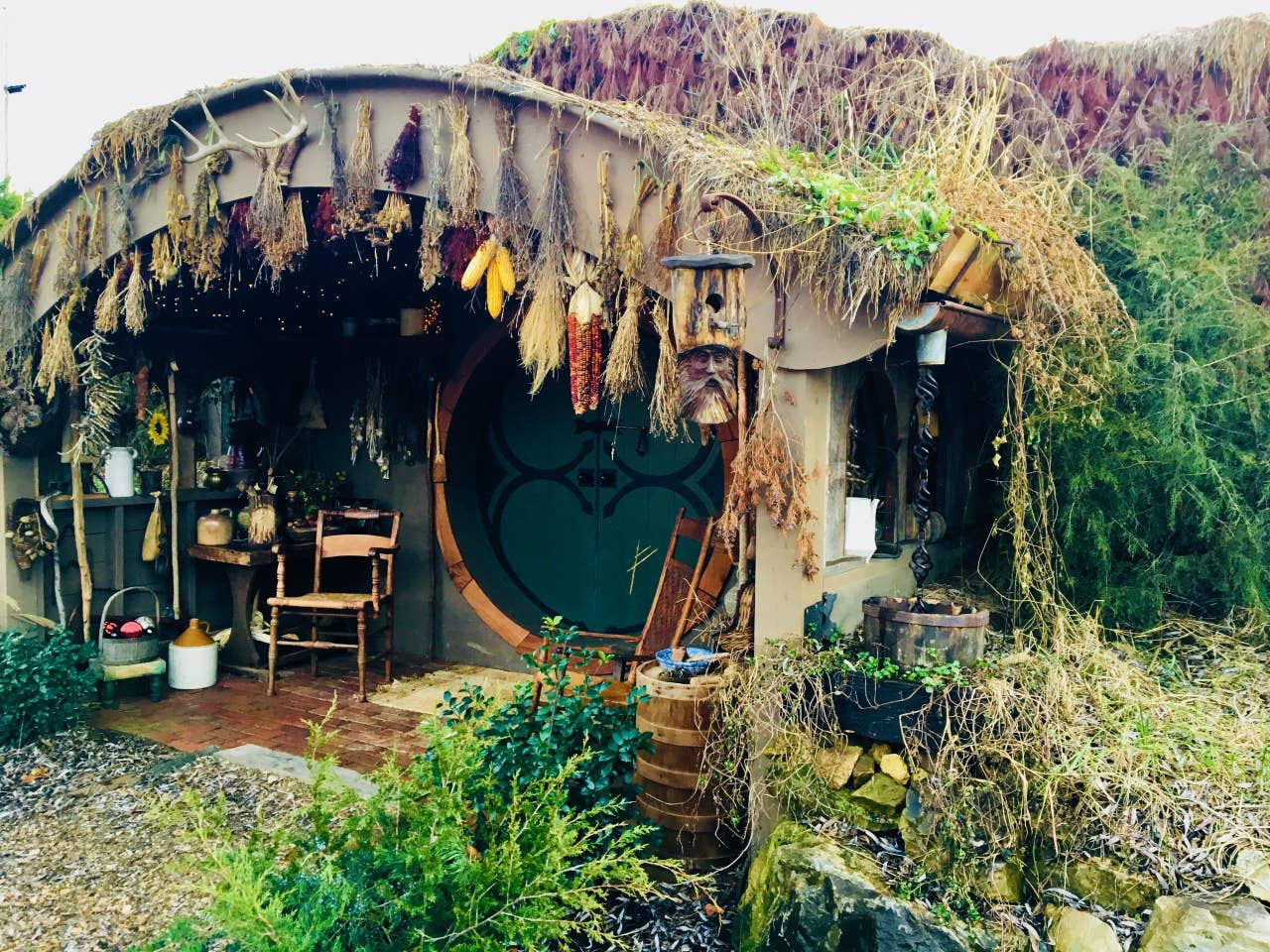 Hobbit and Lord of the Rings Airbnb homes and houses in the USA Virginia Fairfield