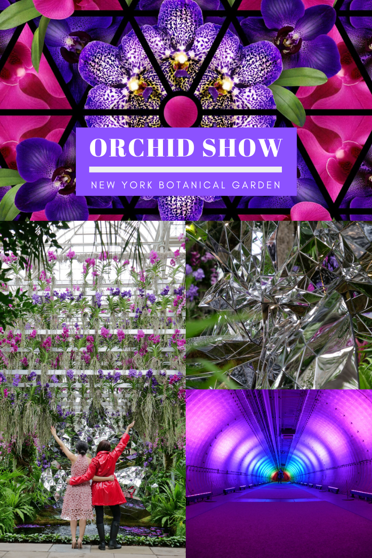 NYBG Orchid Show 2020 Jeff Leatham NYC Bronx
