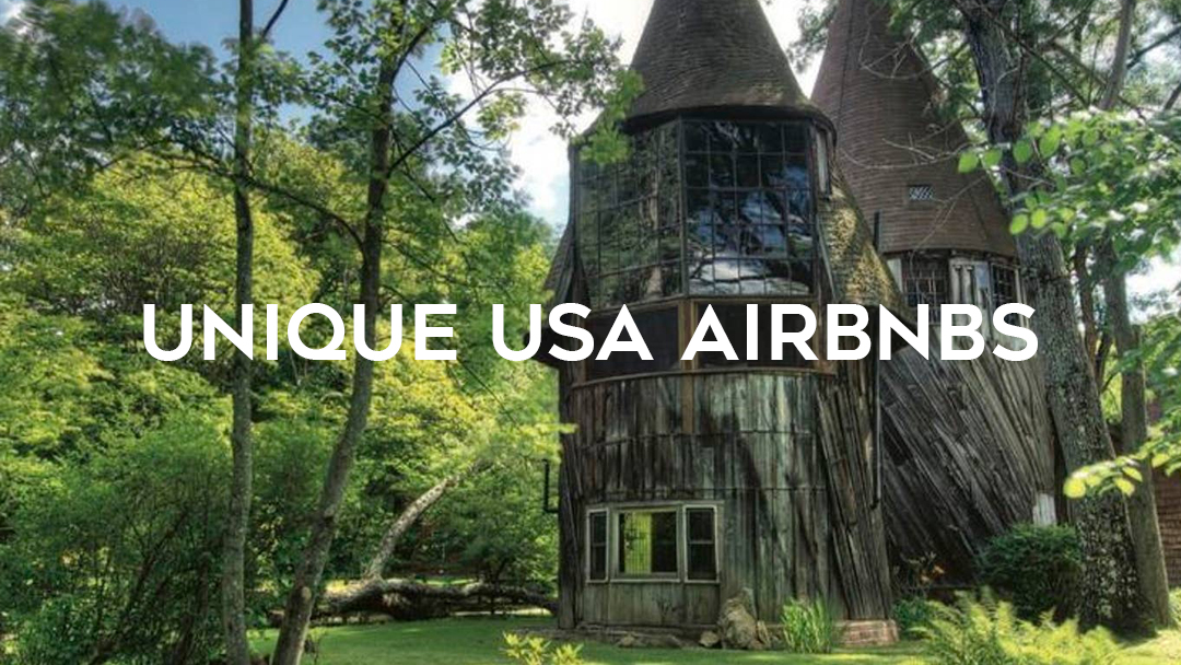Unique USA Airbnbs