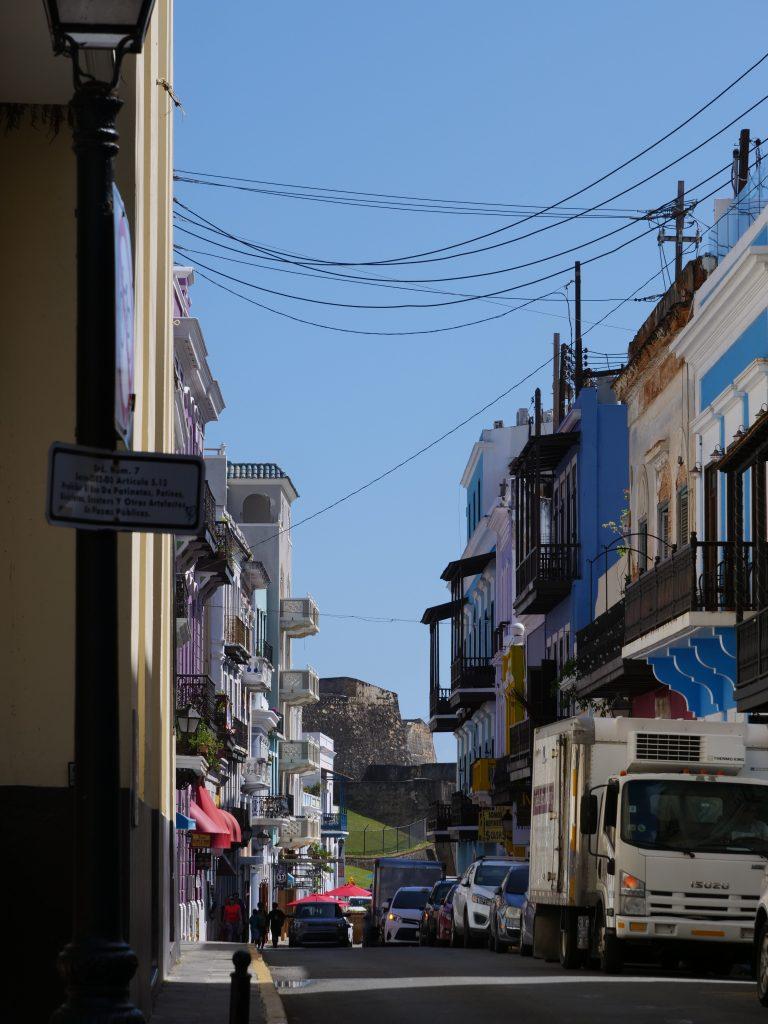 San Juan Secrets fort